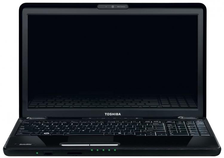 Laptop Toshiba Satellite L505-10V - Gaming performance